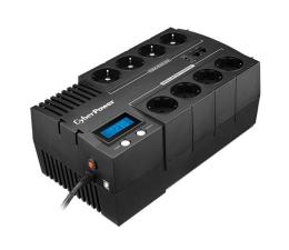 Zasilacz awaryjny (UPS) CyberPower UPS BR700ELCD-FR (700VA/420W, 8xFR, AVR)