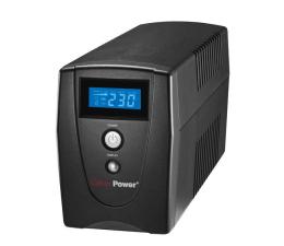 Zasilacz awaryjny (UPS) CyberPower UPS Value1000EILCD GP (1000VA/550W, 3xIEC, AVR)