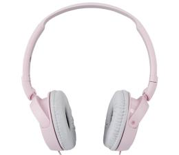Słuchawki przewodowe Sony MDR-ZX110 Różowe
