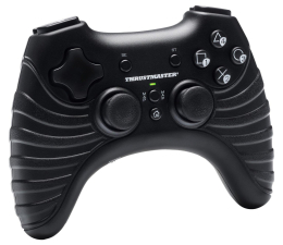 Pad Thrustmaster T-Wireless Black (PC, PS3)