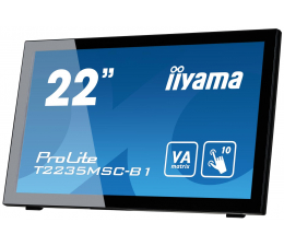 "Monitor LED 22"" iiyama T2235MSC-B1 dotykowy"