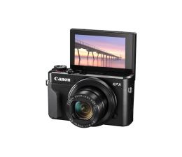 Aparat kompaktowy Canon PowerShot G7X Mark II czarny