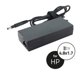 Zasilacz do laptopa Qoltec Dedykowany do HP 65W 19.5V 3.33A 4.8*1.7