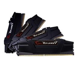 Pamięć RAM DDR4 G.SKILL 64GB 3200MHz Ripjaws V CL15 Black (4x16384)