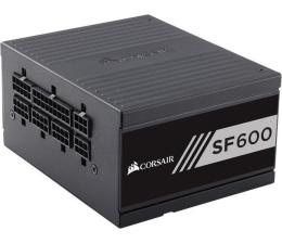 Zasilacz do komputera Corsair SF600 600W 80 Plus Gold