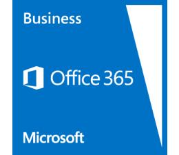 Program biurowy Microsoft Office 365 Business subskrypcja 12m.