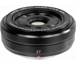 Obiektywy stałoogniskowy Fujifilm Fujinon XF 27mm f/2.8