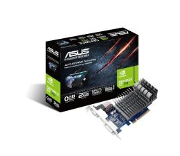 Karta graficzna NVIDIA ASUS GeForce GT710 2048MB 64bit Silent