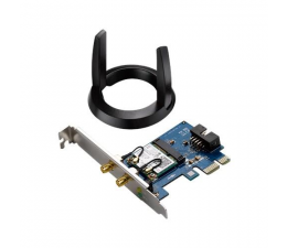 Karta sieciowa ASUS PCE-AC55BT (1200Mb/s a/b/g/n/ac) BT 4.0/WiFi
