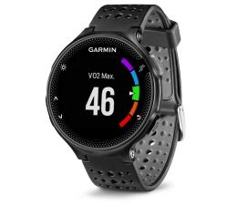 Zegarek sportowy Garmin Forerunner 235 HR czarno-szary