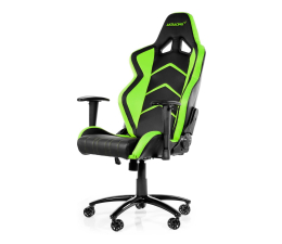 Fotel gamingowy AKRACING Player Gaming Chair (Czarno-Zielony)
