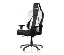 Fotel gamingowy AKRACING PREMIUM Gaming Chair (Czarno-Srebrny)