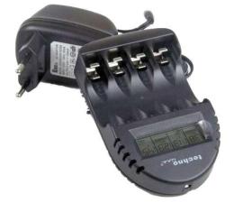 Ładowarka do akumulatorów Technoline BC-250 (mikroprocesorowa)