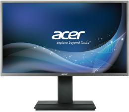"Monitor LED 32"" i większy Acer B326HKYMJDPPHZ szary"