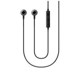 Słuchawki przewodowe Samsung Słuchawki HS1303 3.5 mm czarne