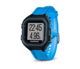 Zegarek sportowy Garmin Forerunner 25 czarno-niebieski