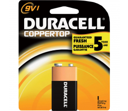Bateria alkaliczna Duracell Basic 6LR61 9V