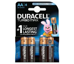 Bateria alkaliczna Duracell Turbo AA/LR6 4 szt