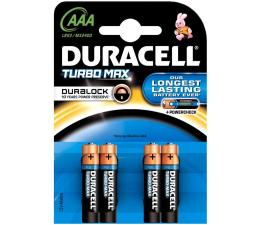 Bateria alkaliczna Duracell TurboAAA/LR03 4 szt.