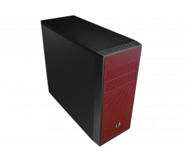 Obudowa do komputera Bitfenix Neos czarny/czerwony