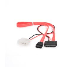 Kabel SATA Gembird Kabel SATA 7-pin - SATA + Molex 35cm