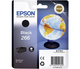 Tusz do drukarki Epson 266 black 250str. (C13T26614010)