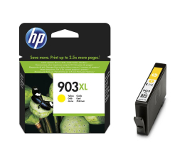Tusz do drukarki HP 903xl yellow 825 str.