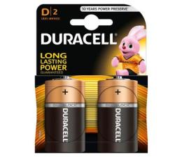 Bateria alkaliczna Duracell Basic LR20 2 szt