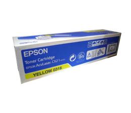 Toner do drukarki Epson C13S050316 yellow 5000str.