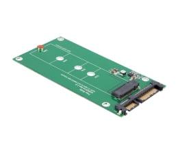 Przejściówka Delock Adapter SATA - M.2 NGFF