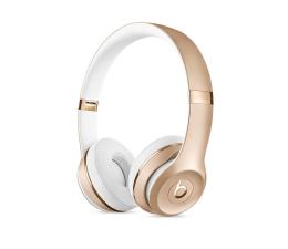 Słuchawki bezprzewodowe Apple Beats Solo3 Wireless On-Ear złote
