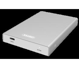 "Obudowa dysku Unitek USB-C do SATA/HDD 2.5"" (aluminium, 6Gbps)"