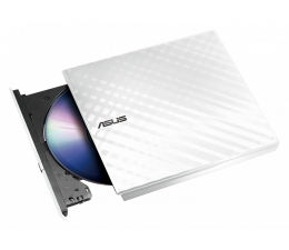 Nagrywarka DVD ASUS SDRW-08D2S-U Slim USB biały BOX