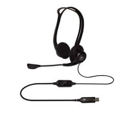 Słuchawki przewodowe Logitech PC Headset 960 USB z mikrofonem OEM