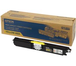 Toner do drukarki Epson C13S050554 yellow 2700str.
