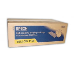 Toner do drukarki Epson C13S051158 yellow 6000str.