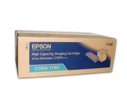 Toner do drukarki Epson C13S051160 cyan 6000str.
