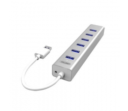 Hub USB Unitek HUB 7 x USB 3.0 z zasilaczem
