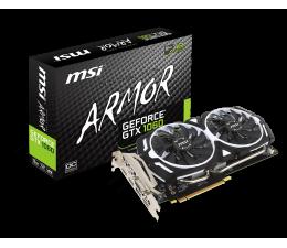 Karta graficzna NVIDIA MSI GeForce GTX 1060 Armor OC V1 3GB GDDR5