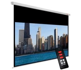 Ekran projekcyjny Avtek Ekran elektryczny 103' 230x129,5 Biały Matowy