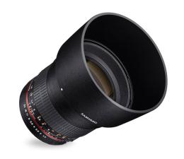 Obiektywy stałoogniskowy Samyang 85mm F1.4 AS Canon