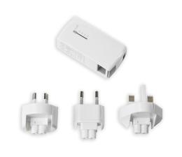 Ładowarka do smartfonów Targus 2-in-1 USB Wall Charger & Power Bank (Biały)