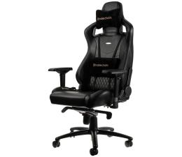 Fotel gamingowy noblechairs EPIC Gaming Skórzany (Czarny)