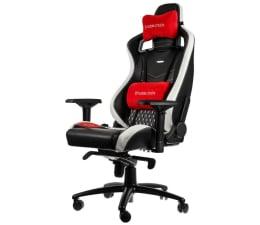 Fotel gamingowy noblechairs EPIC Gaming Skórzany (Czarno-Biały)