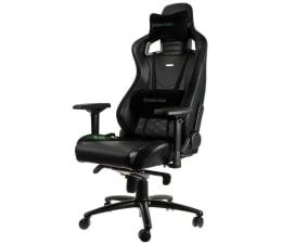 Fotel gamingowy noblechairs EPIC Gaming (Czarno-Zielony)