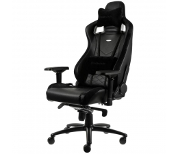 Fotel gamingowy noblechairs EPIC Gaming (Czarny)