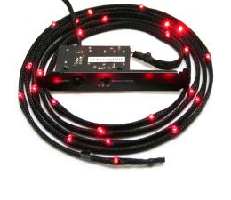 Przewód świecący NZXT Zestaw oświetlający LED czerwony
