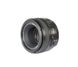 Obiektywy stałoogniskowy Yongnuo 50mm F1.8 do Nikon