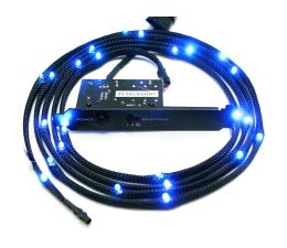 Przewód świecący NZXT Zestaw oświetlający LED niebieski