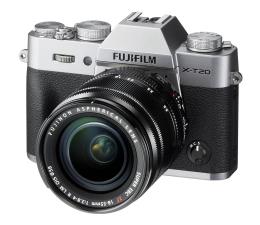 Bezlusterkowiec Fujifilm X-T20 18-55 mm srebrny